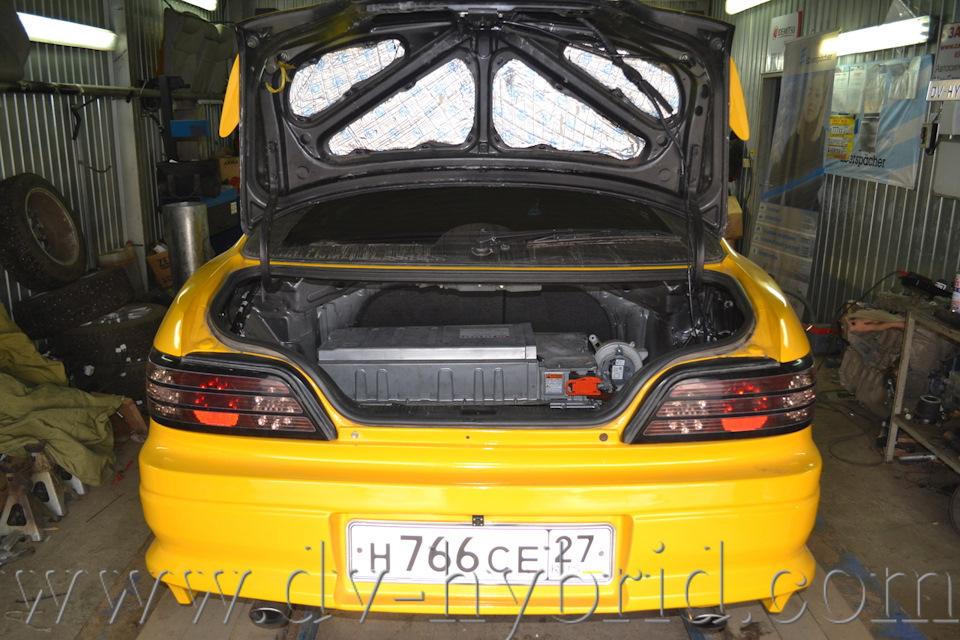 Toyota Levin Hybrid