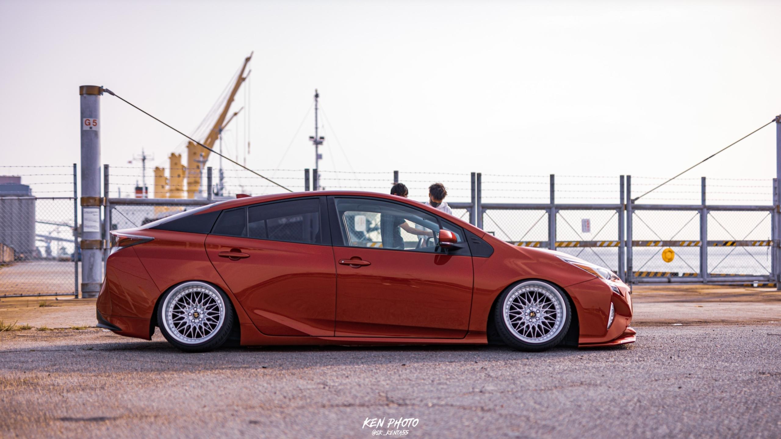 Toyota Prius ZVW50