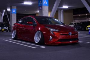 Toyota Prius ZVW50 VS